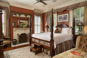 Monterey Square Bedroom